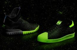 adidas Primeknit Glow-in-the-Dark Pack