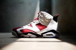 Air Jordan 6 - Carmine