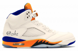 Air Jordan 5 Orange Peel